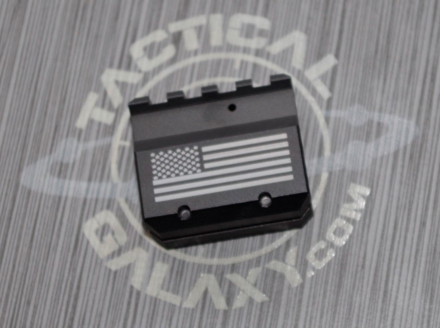Ar 15 m4 usa flag adjustable gas block u s a - Garage auto pro arc les gray ...
