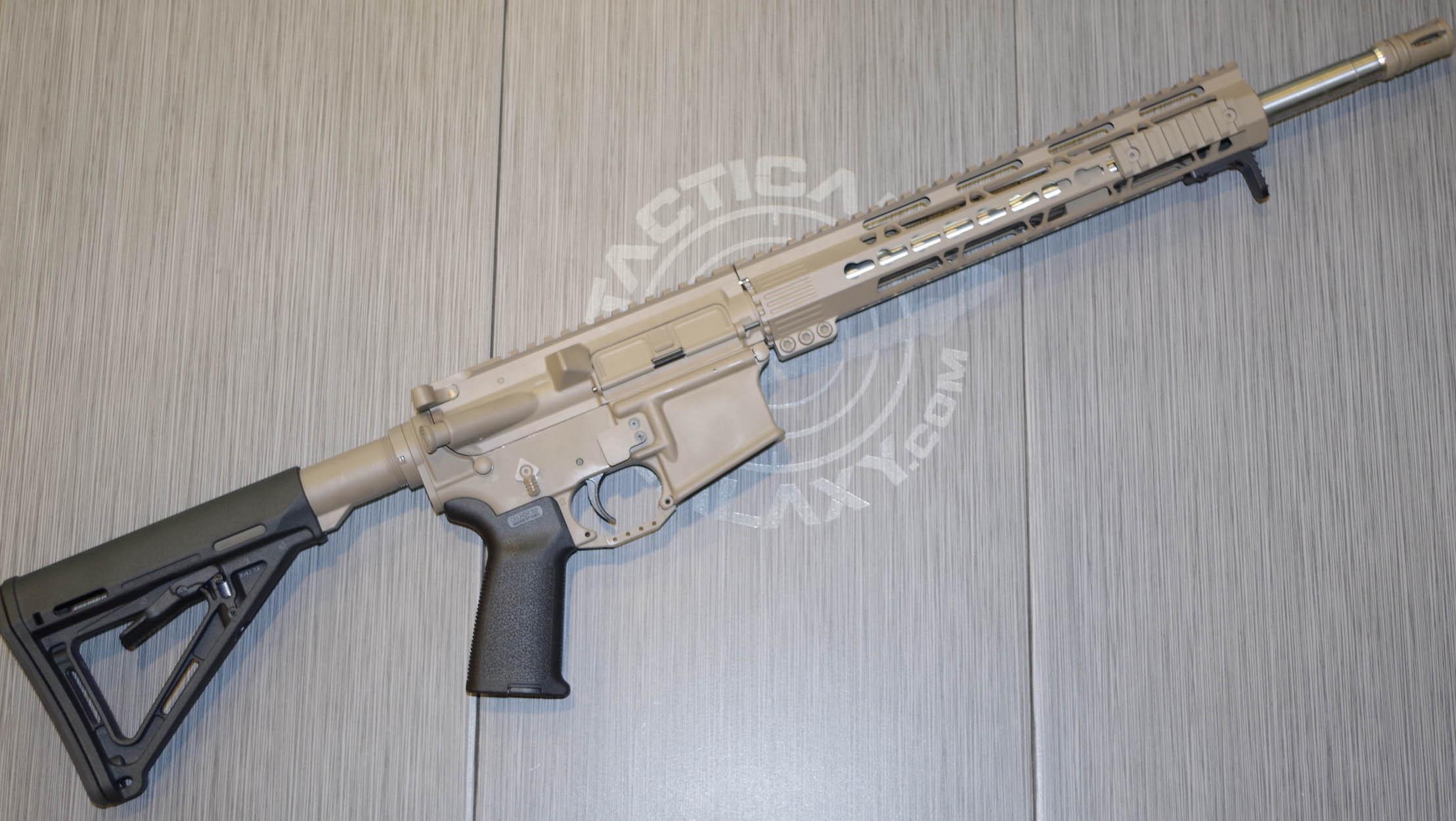 FDE CERAKOTE AR-15 PARTS