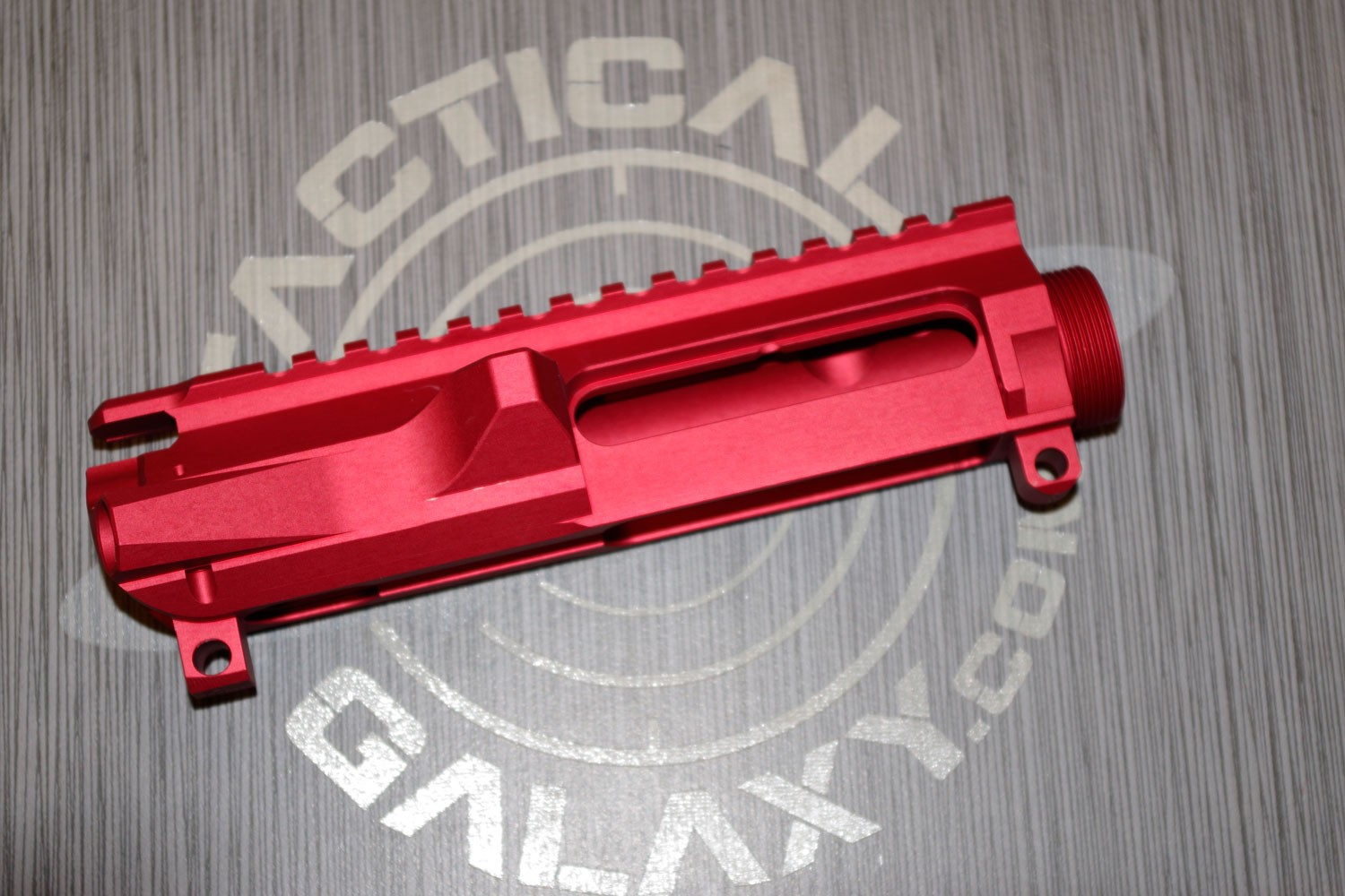 Ar15 Red Anodize Upper