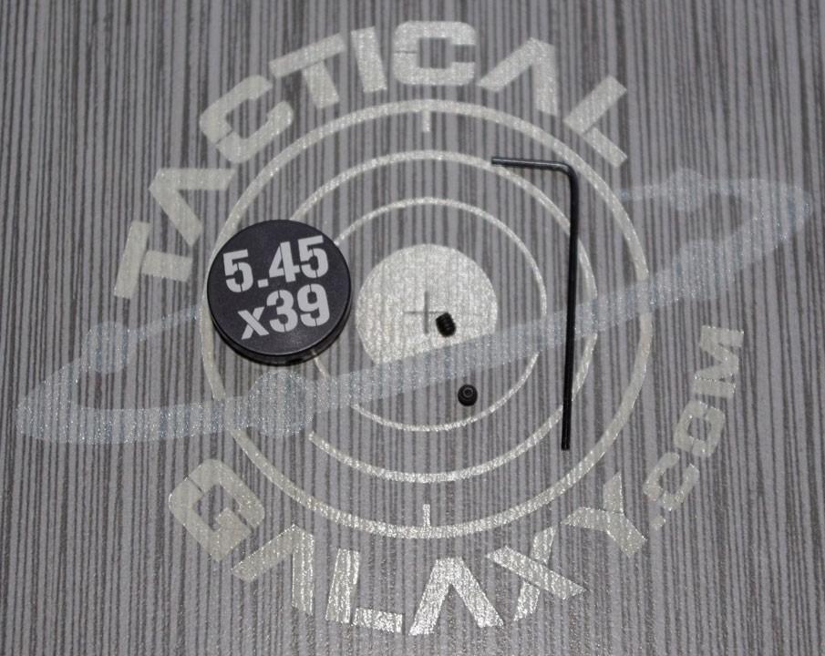 AR15 5.45 x 39 FORWARD ASSIST CAP