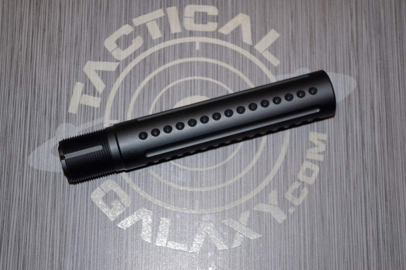 DIMPLED PISTOL SIZE AR15 / M16 / M4 Buffer Tube