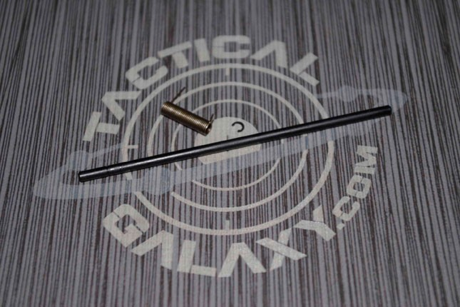 HINGE COVER PIN ( ROD ) , SPRING AND C-CLIP