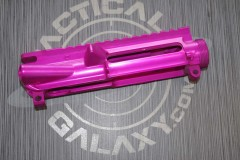AR15 Blood Pink Anodized upper for AR15