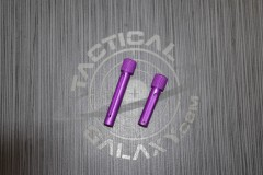 AR10 BLOOD MOON PURPLE ANODIZE AR Pins