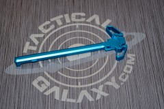AR15 Blue Anodized Ambidextrous Charging Handle