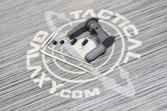 AR15  AMBI SAFETY SELECTOR LEVER SNIPER GREY