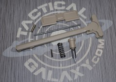AR15 FDE 3PC UPPER PARTS KIT