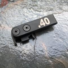 SLIDE RACKER / CHARGING HANDLE FOR GLOCK - .40