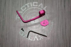 Pink Anodized MAGPUL B.A.D. Lever® - Battery Assist Device – AR15/M4