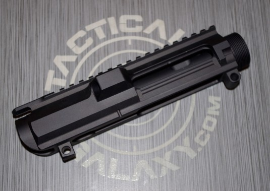 AR .308 CAL STRIPPED BILLET UPPER RECEIVER