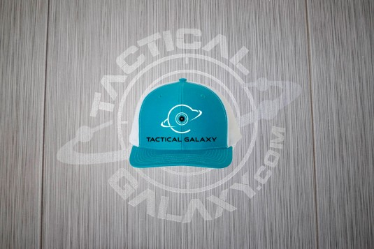 TACTICAL GALAXY BLUE AND WHITE TRUCKER HAT