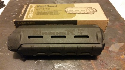 Punisher Magpul Moe Handguard AR15
