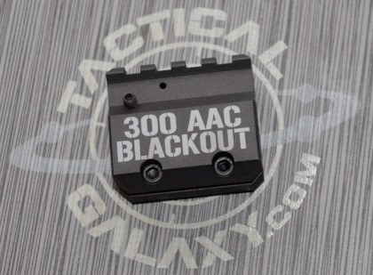 AR-15/M4 300 AAC BLACKOUT ADJUSTABLE GAS BLOCK