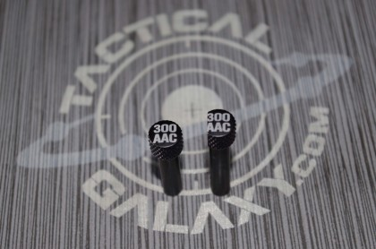 AR-15 300 AAC Extended Takedown Pin