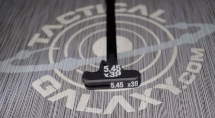 AR-15 5.45 x39 charging handle