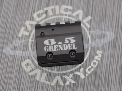 AR-15/M4 6.5 GRENDEL ADJUSTABLE GAS BLOCK