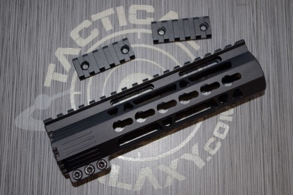 AR15 Black Anodized 7 INCH HAND GUARD RAIL