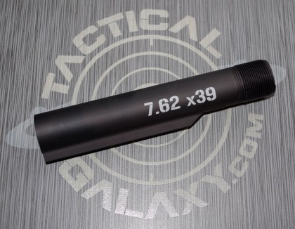 7.62 x 39 AR15 / M16 / M4 Buffer Extension Tube