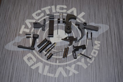 anderson lower parts kit LPK, ar15 lower parts kit, ar-15 lower kit