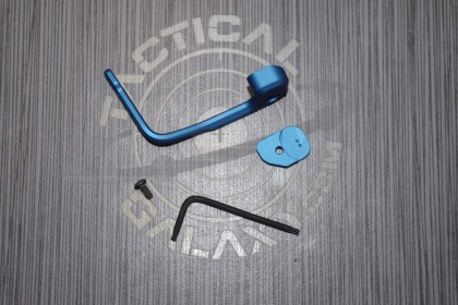 MAGPUL B.A.D. Lever® - Battery Assist Device – AR15/M4 _BLUE Anodized