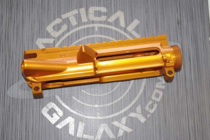 AR15 Orange Anodized upper for AR15