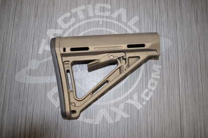 AR-15 Burnt Bronze Cerakote MOE Carbine Stock