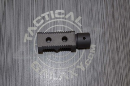 AR-STONER Stage 2 Competition Muzzle Brake 9mm Luger AR-15