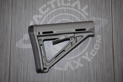 AR-15 TUNGSTEN  Cerakote MOE Carbine Stock