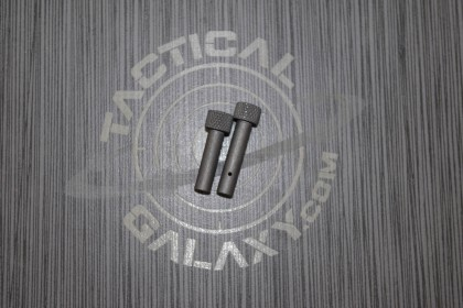 TAKEDOWN AND PIVOT PINS FOR AR15 TUNGSTEN CERAKOTE