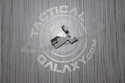 AR15 ENHANCED BOLT CATCH RELEASE LEVER TUNGSTEN CERAKOTE