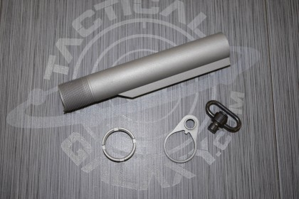AR15 SAVAGE STAINLESS CERAKOTE 3 PC REAR KIT
