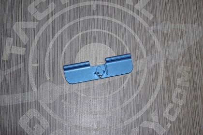 Blue Anodized AR15 Ejection Port Dust Cover