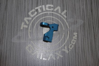 AR15 ENHANCED BOLT CATCH RELEASE LEVER- TEAL