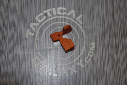 AR15 ENHANCED BOLT CATCH RELEASE LEVER-ORANGE ANODIZED