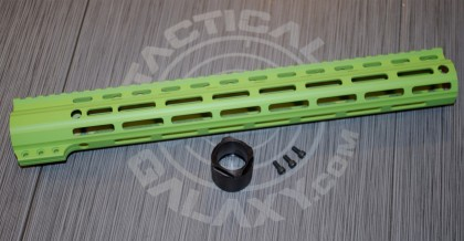"Tactical Galaxy 15"" Zombie Green Handgaurd"