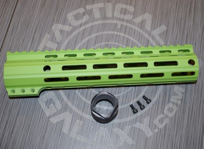 "Tactical Galaxy 10"" Zombie Green Handgaurd"