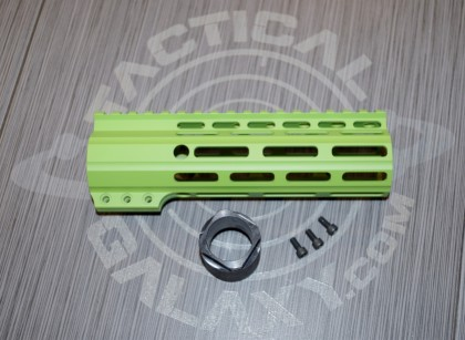 "Tactical Galaxy 4"" Zombie Green Handgaurd"