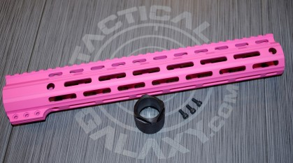 "Tactical Galaxy 13"" Pink Handgaurd"
