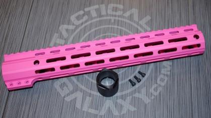 "Tactical Galaxy 13"" Pink Handgaurd"