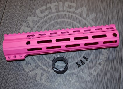 "Tactical Galaxy 10"" Pink Handgaurd"