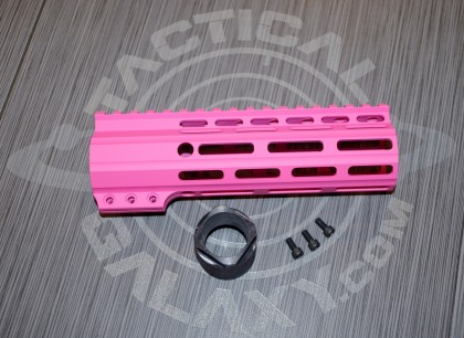 "Tactical Galaxy 7"" Pink Handgaurd"