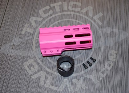 "Tactical Galaxy 4"" Pink Handgaurd"
