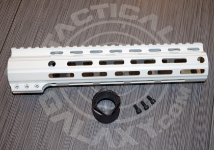 "Tactical Galaxy 7"" White Handgaurd"