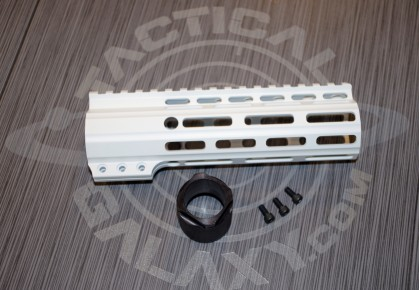 "Tactical Galaxy 4"" White Handgaurd"