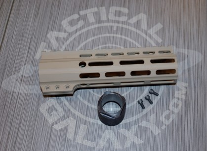 "Tactical Galaxy 7"" FDE Handgaurd"