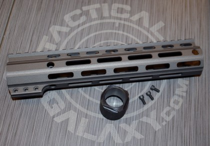 "Tactical Galaxy 10"" tungsten Handgaurd 2"
