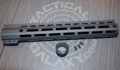 "Tactical Galaxy 13"" sniper grey Handgaurd   2"