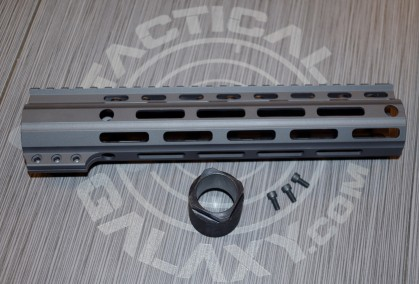 "Tactical Galaxy 10"" sniper grey Handgaurd"