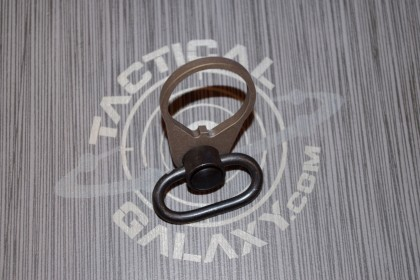 AR-15 QD Sling Swivel Receiver End Plate - BURNT BRONZE  CERAKOTE
