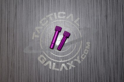 AR15 BLOOD MOON PURPLE ANODIZE AR Pins